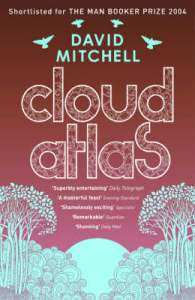 Cloud Atlas book image