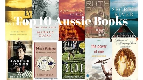 Top 10 Aussie Books