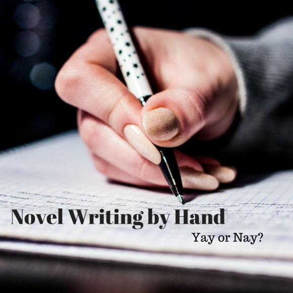 Novel Writing by Hand